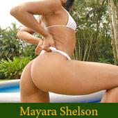 Mayara Shelson - Brazilian Pornstar
