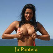 Ju Pantera - Brazilian Pornstar