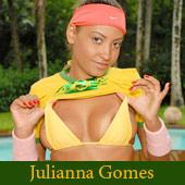 Julianna Gomes - Brazilian Pornstar