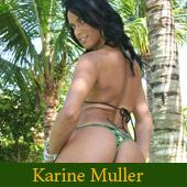 Karine Muller - Brazilian Pornstar