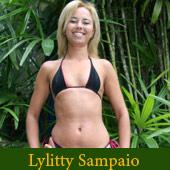 Lylitty Sampaio - Brazilian Pornstar