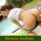Monica Andujar - Brazilian Pornstar