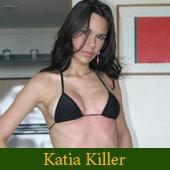 Katia Killer - Brazilian Pornstar