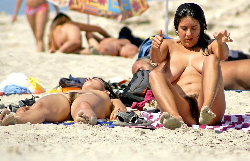 Playa al Desnudo