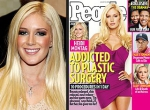 Heidi Montag Wow....now I know why she's been out of the spotlight for a couple months. That's quite a bit of surgery...she really looks different. Foto 365 (Хейди Монтаж Wow .... теперь я знаю, почему она была из внимания на пару месяцев.  Фото 365)