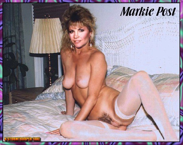 markie post nipples naked
