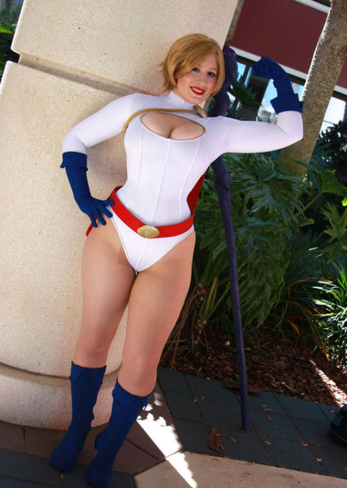 Consider, that big boob power girl cosplay what phrase
