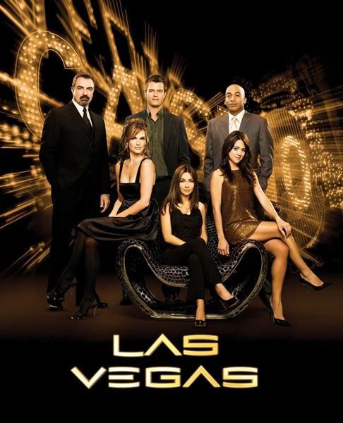 Las Vegas Complete Seasons 1-5