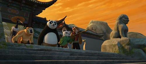 Kung Fu Panda 2 (2011) PLDUB.DVDRip.XviD-BiDA / Dubbing PL