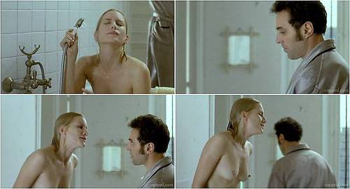 Here's another naked movie clip from Monsieur Naphtali starring Alice Evans.