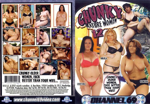 Chunky Mature Women #12 Mature
