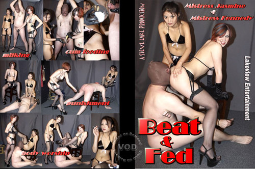 Beat & Fed  Female Domination