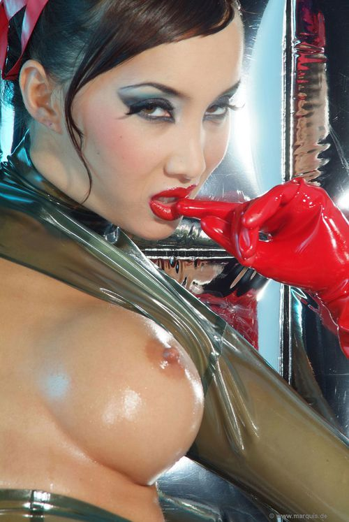 Katsumi Latex Slutload 1