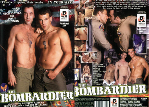 The bombardier gay