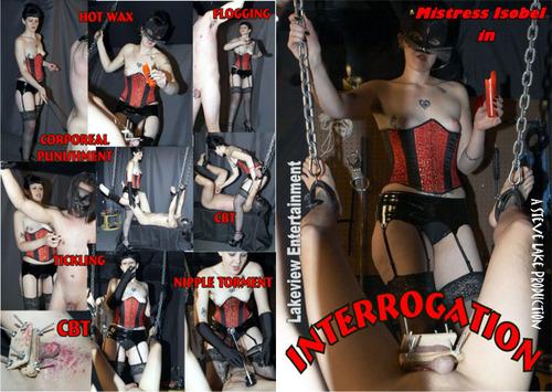 Interrogation  Female Domination