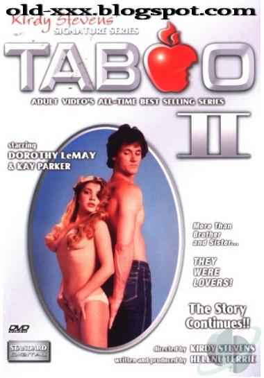 Taboo 2 - classic porno film.