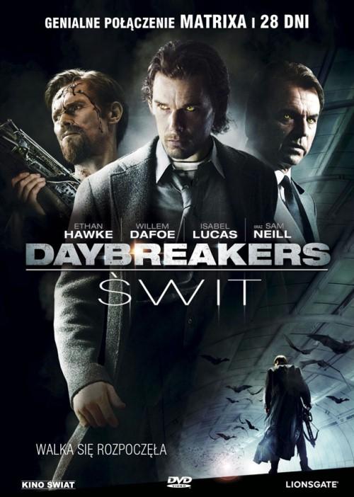 Daybreakers - Świt / Daybreakers (2009) DVDRip Lektor PL