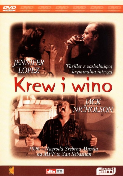 Krew i Wino / Blood and Wine (1996) DVDRip Lektor PL