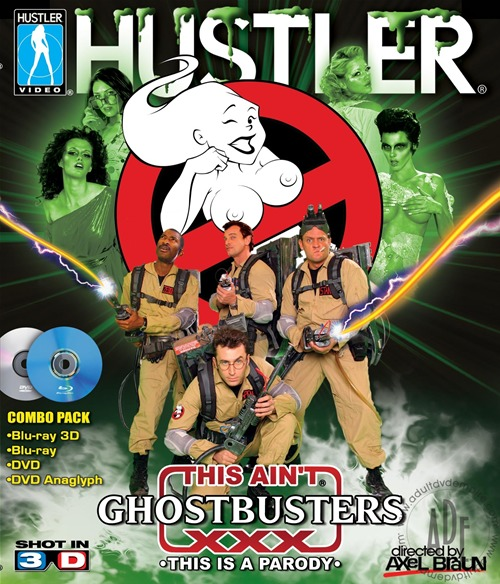 This Ain't Ghostbusters XXX 3D / ��� �� �������� �� ������������ ��� 3D (Axel Braun, Hustler) [2011 �., Feature Spoofs & Parodies Action, Big Budget, Comedy, Fantasy, 1080p, BDRip]