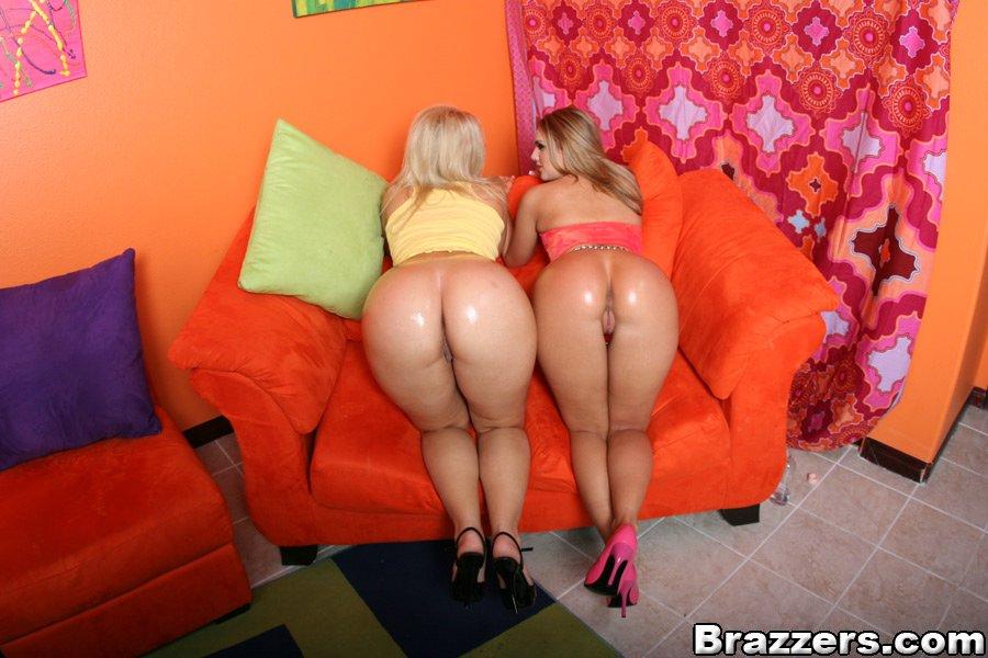 Alexis Texas y Brianna Love juntitas en HD con cual te queda