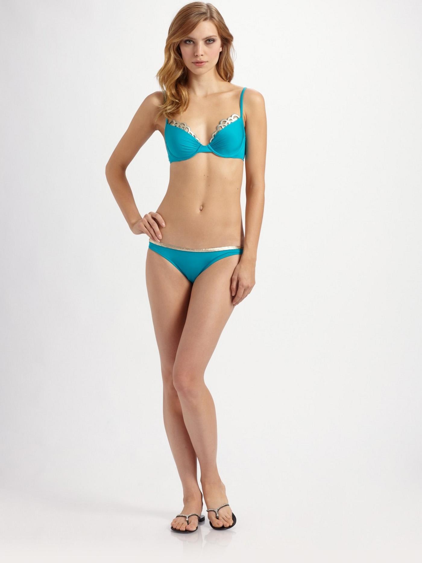 Emily Senko for Saks Fifth Avenue fashion lookbook (Fall 2010) photo shoot