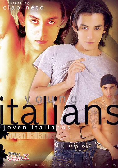 [Gay] Young Italians