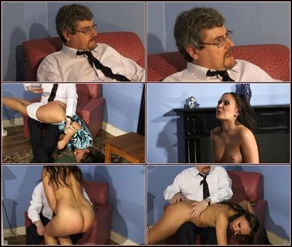 Wife In Disgrace  Spanking