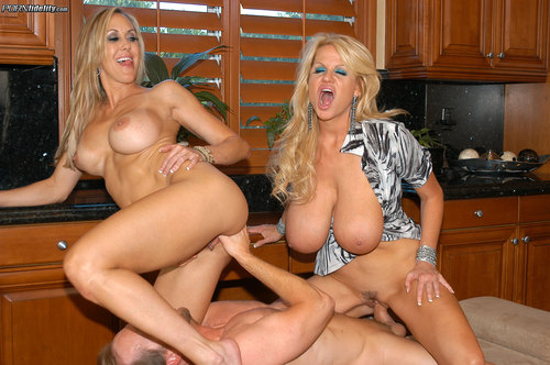 and brandi love Kelly porn madison