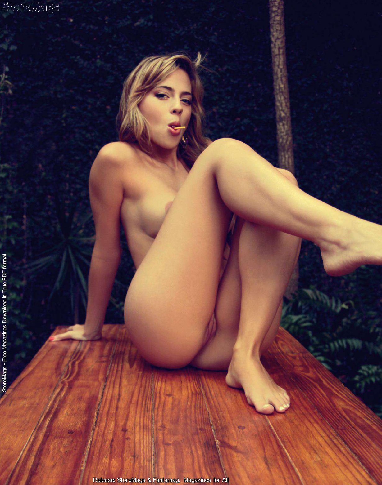 Big Brother Argentina Nude