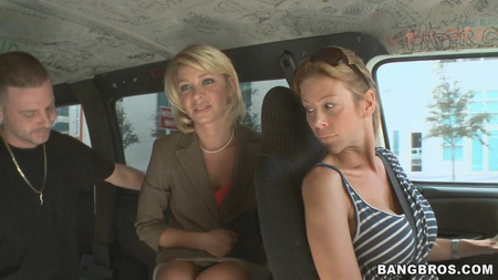 Bang Bus - Harley Summers (Hot Milf on BangBus)