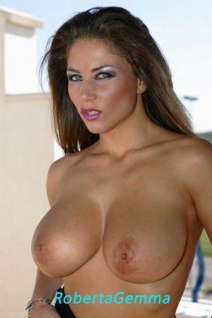 Big Tits In Uniform - Roberta Gemma