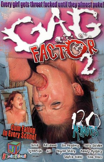 Gauge gag factor - 4 4