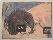 La Lupita dibujos