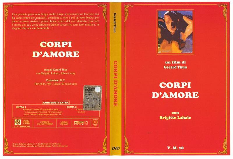 Corpi D'amore (1977)