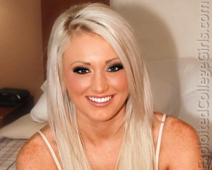 blonde willa stripping nude