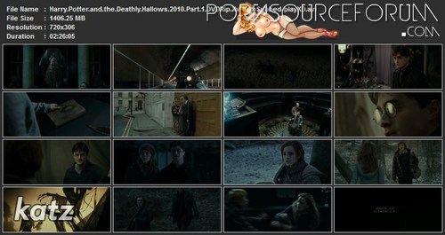 harry potter and the deathly hallows part 1 2010. Deathly.Hallows.2010.Part.1.
