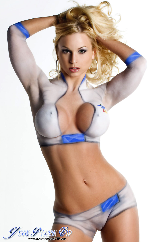 bodypaint sexy