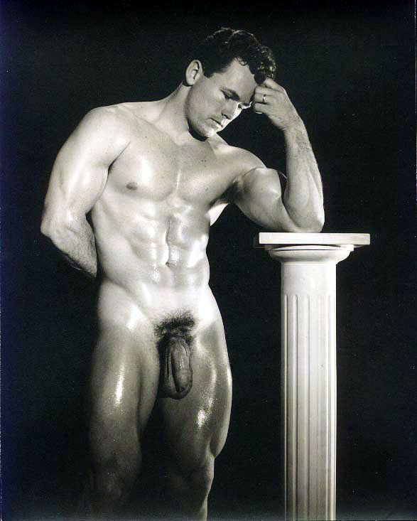 gods naked Male