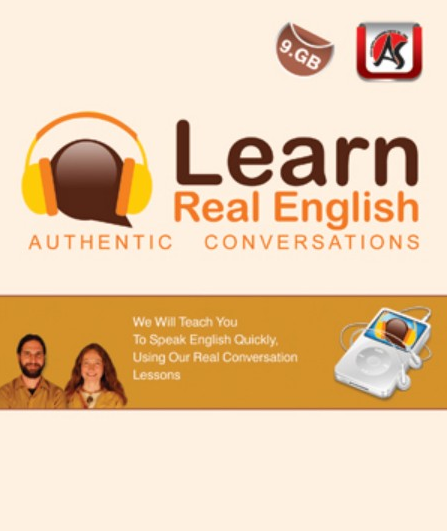 MULTI] Learn Real English Conversations - Jiwang WareZ Scene