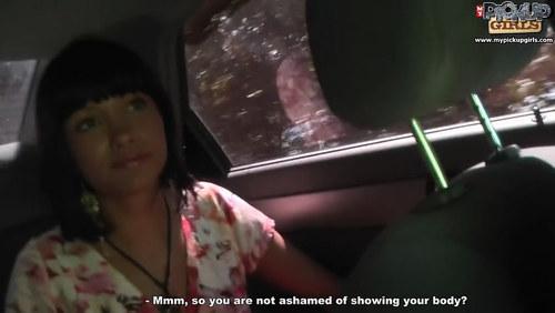 Pickup Sex With Masha