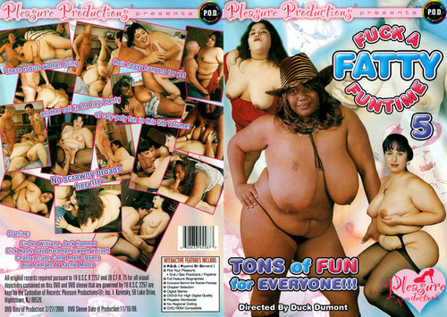 Fuck A Fatty Funtime #5 big bw