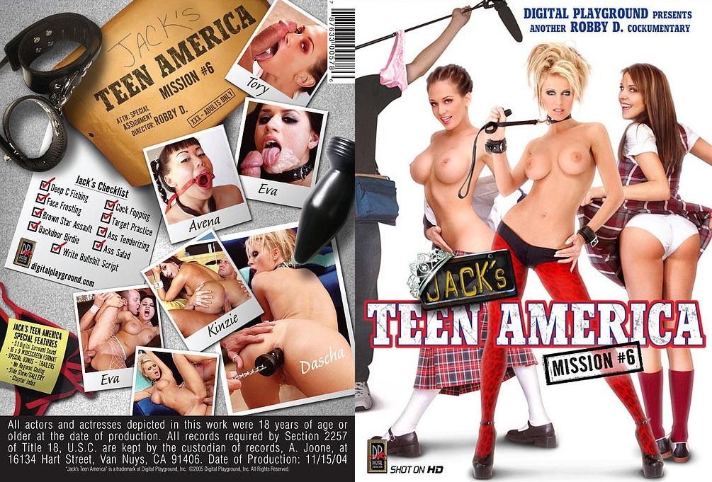 Jacks Teen America: Mission 4 Movie
