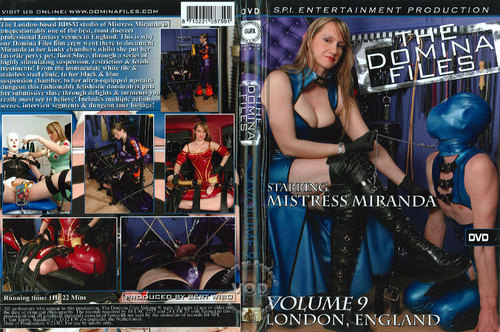 Mistress Miranda - Volume 9