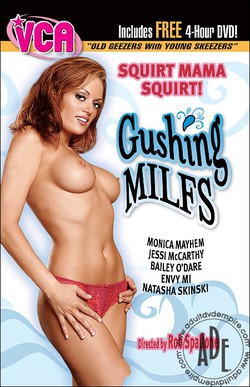 Gushing MILFs