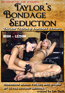 Taylor's Bondage Seduction