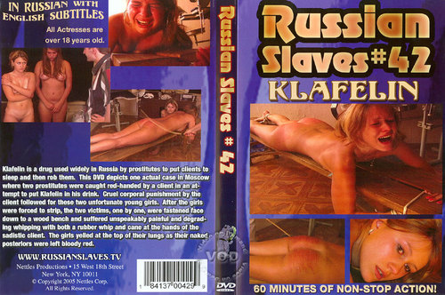 Russian Slaves #42 Klafelin