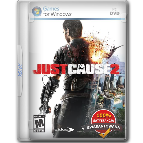 Just Cause 2 (2010) [PL][Reloaded]