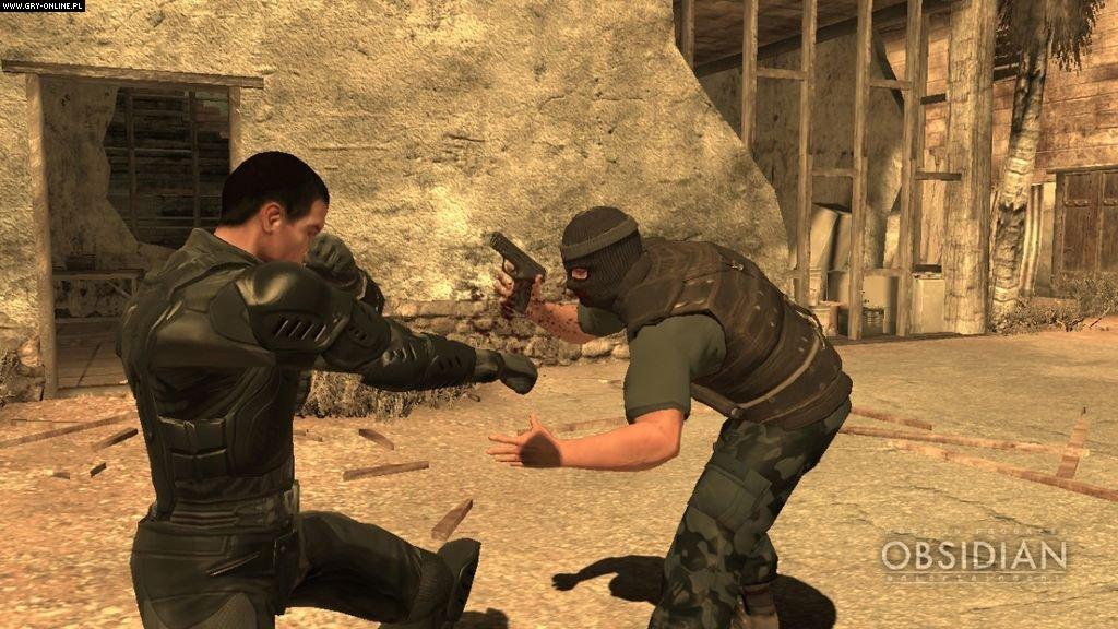 Alpha Protocol: Szpiegowska gra / The Espionage RPG (2010) [PL][SKIDROW]