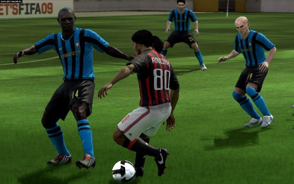FIFA 09 / FIFA 2009 (2008) [PL][Prophet]