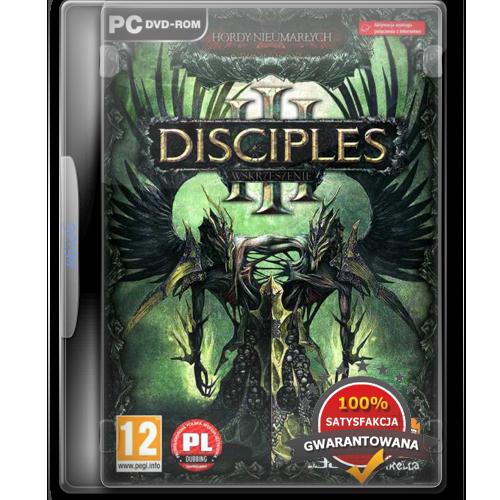 Disciples III: Resurrection - Wskrzeszenie - Hordy Nieumarły (2010) [RELOADED]